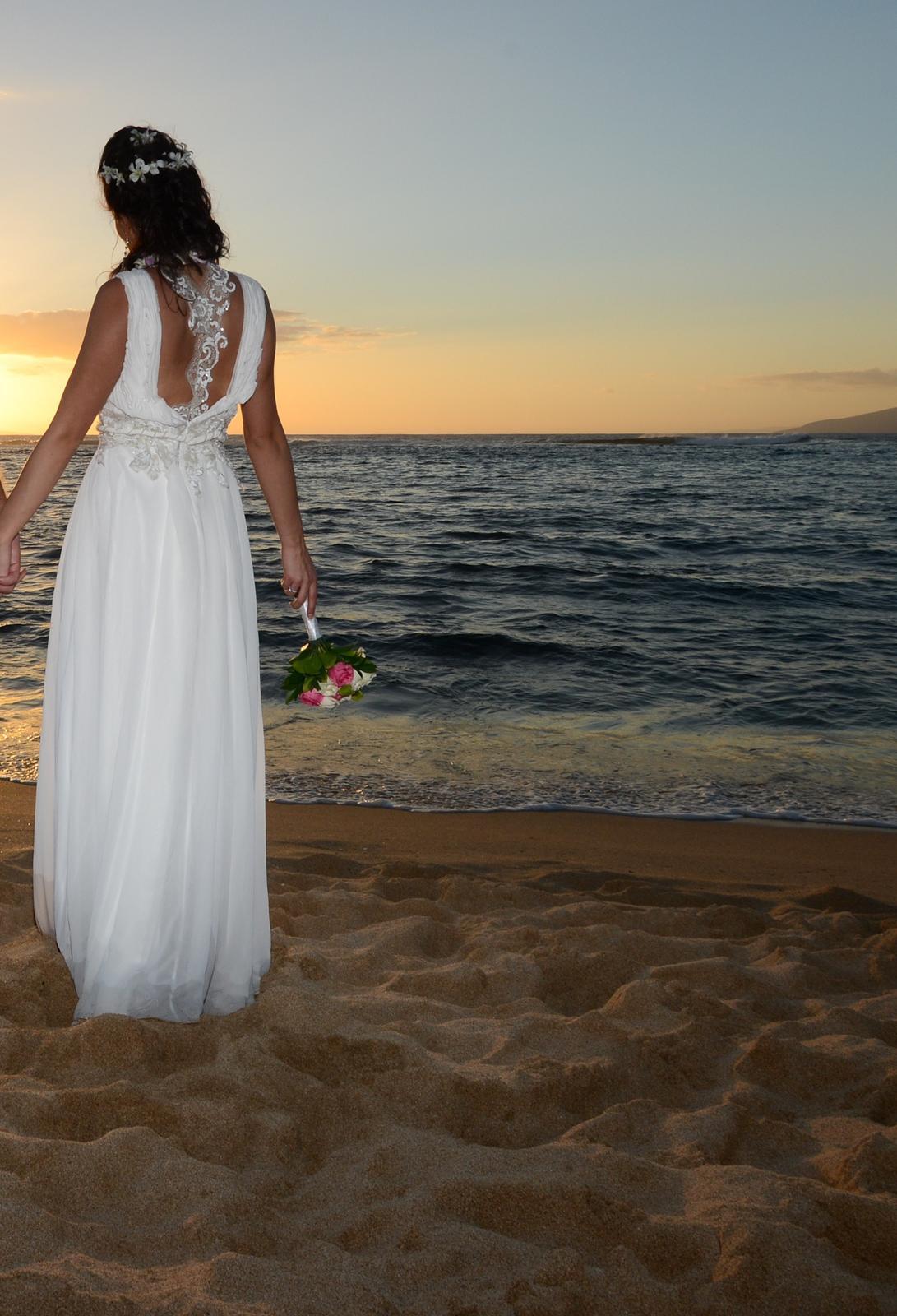 Letné svadobné šaty  d37c1cc7a09