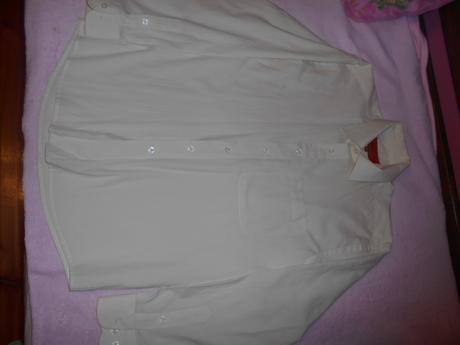 Ponúkam elegantnú pánsku košeľu s dlhým rukávom, 38