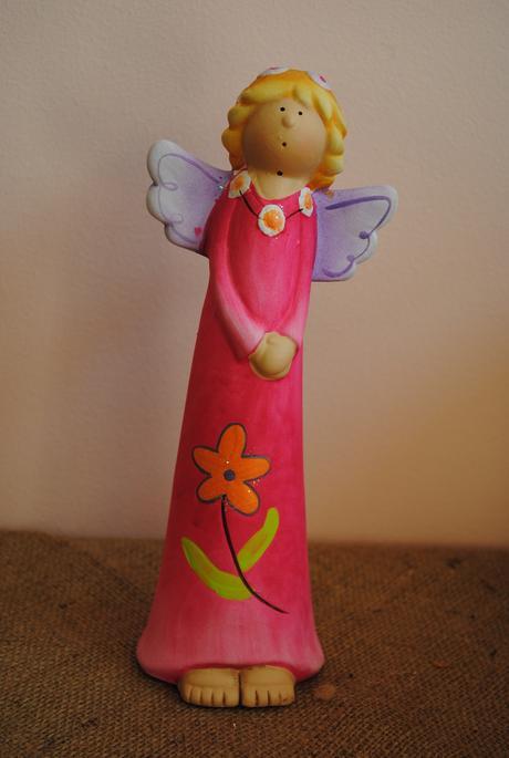 Ružový anjelik,