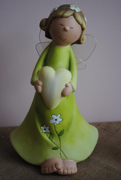 Zeleny anjelik,