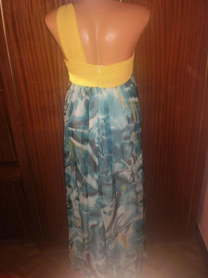 Šaty s visačkou, veľ. L/XL, Nenosene, 42