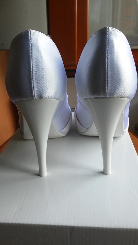 svatební boty, 37