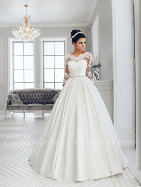 Svadobné šaty Mary Bride 1002, 38