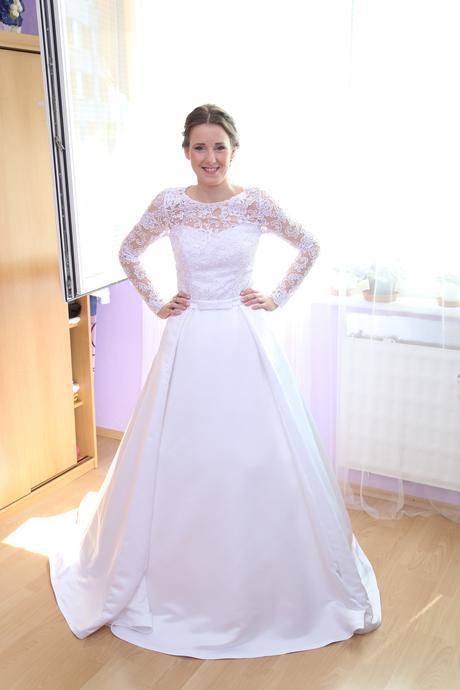 Výnimočné svadobné šaty, 38