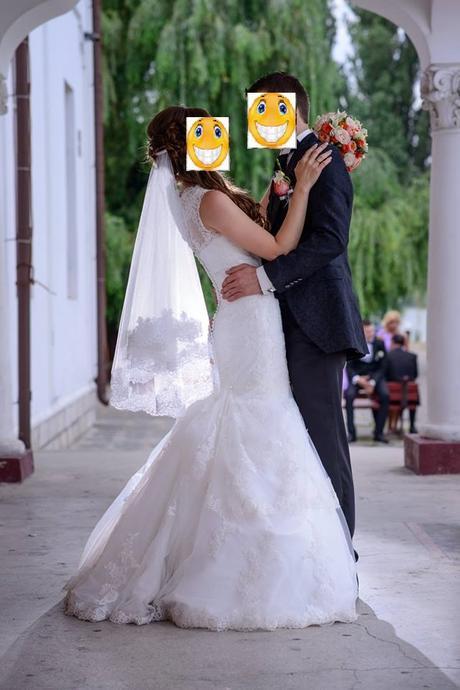 Úžasné svatební šaty / Beautiful wedding dress, 36