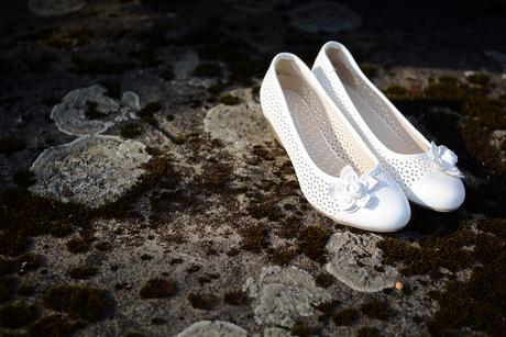 Bílé boty pro nevěstu, 38
