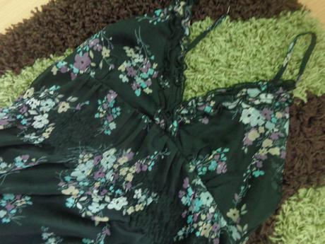 Letne šaty dlhe-cena s poštou, XXL