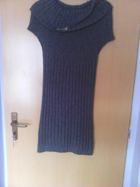 Pletené šaty, 40