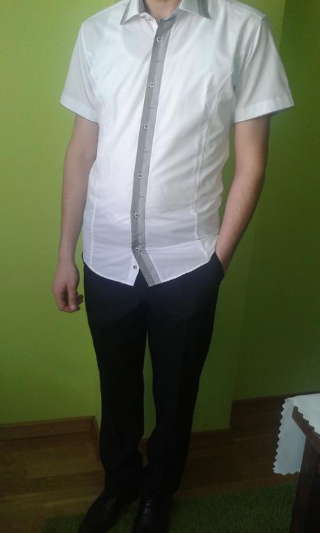 Pánska košeľa slim, 40
