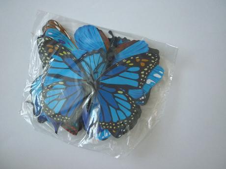 Motýle,