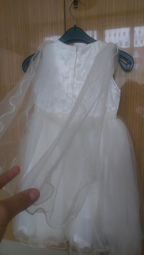 Šaty pro družičku, vel.na 4/5 roků,