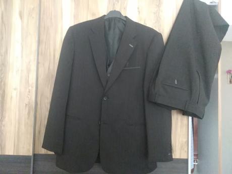 Společenský oblek zn. Clockhouse, 52