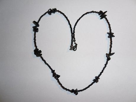 Korálkový náhrdelník,