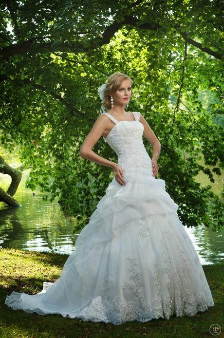 Svatební šaty Annais Bridal - Provence (vel.36-40), 38