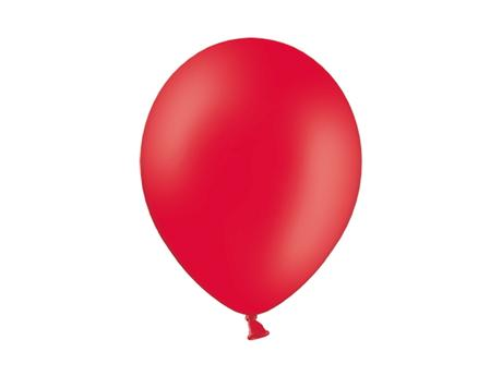 Balónky červené (10ks),
