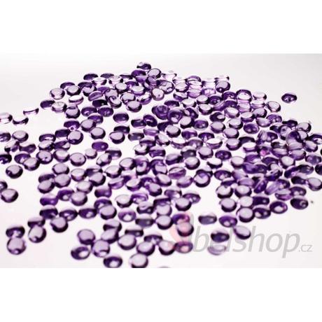 Kapky rosy, fialová 120g (cca 1000ks),