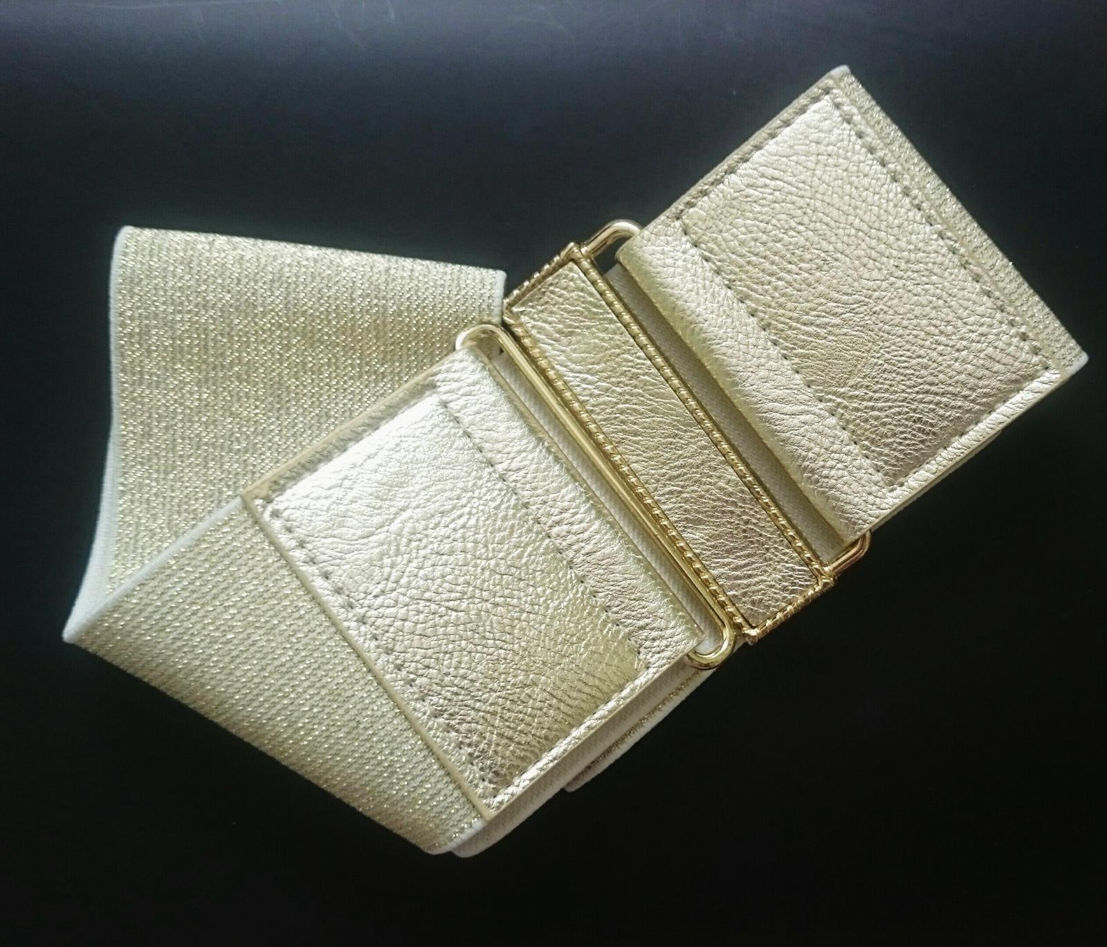 a0799886f Zlatý opasok, nenosený , - 5 € | Svadobný bazár | Mojasvadba.sk
