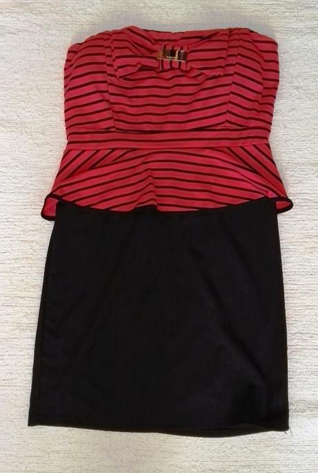 Šaty - veľkosť L - , 40