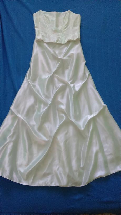 společenské / svatební korzetové šaty vel.36, 36