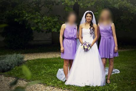 Krajkové svatební šaty vel. 34-38, 36