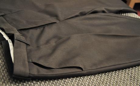 Pánsky oblek Garnitex, 48