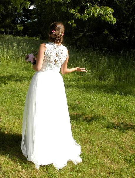 Svatební šaty na celý svatební den, 40