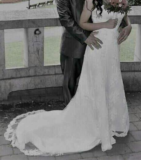 Svatební saty 34-38, 36