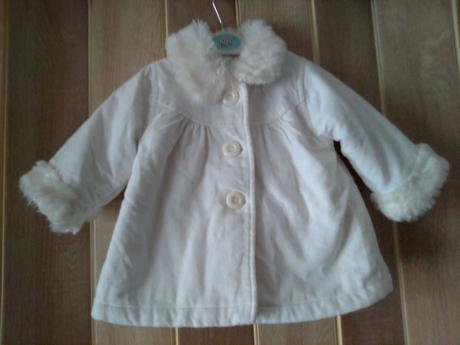 Kabátek Speciální kolekce Mothercare 3-6 mesic, 74