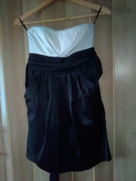 Lesklé Společenské šaty velikost 34, 34