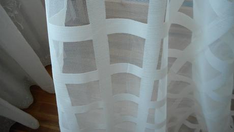 záclona/ záves - metraž,