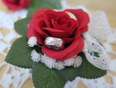 salka na svadobne obrucky ,