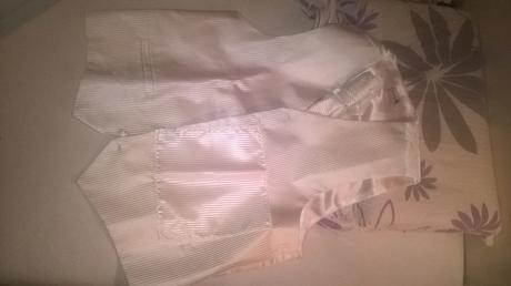 set vesta kravata a kapesníček, 54