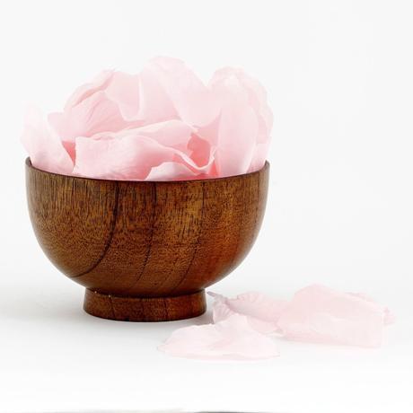 Lupene ruží ružové 100 ks,