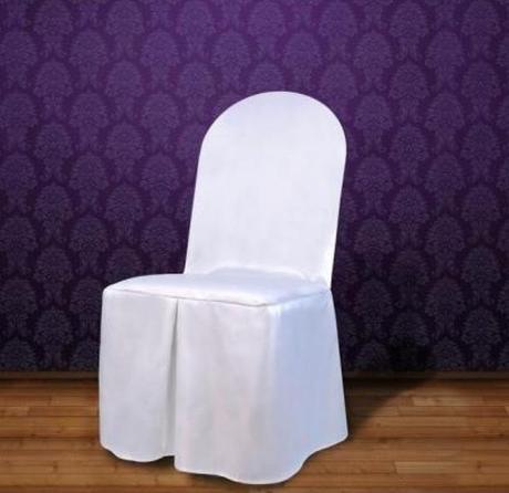 Návleky na stoličky oblé - na predaj,