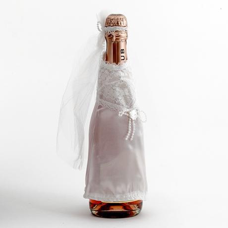 originálne návleky na fľaše a poháre,