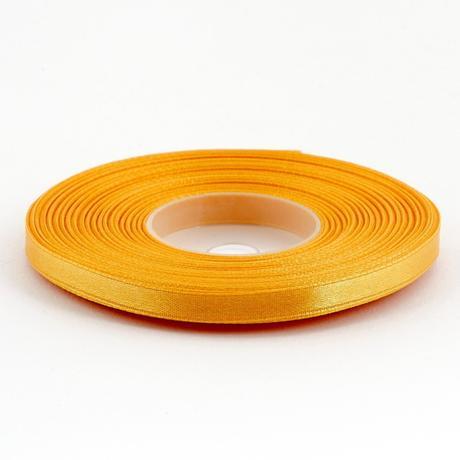 stužka 6mm x 25m žlto-oranžová,