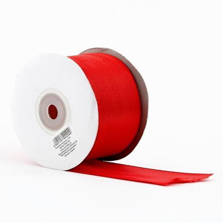 stužky 50 mm x 25m červená,