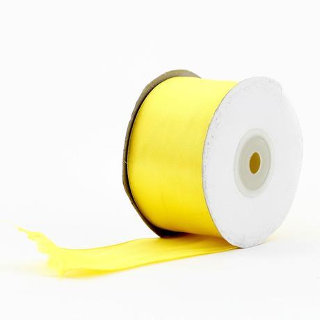 stužky 50 mm x 25m žltá,