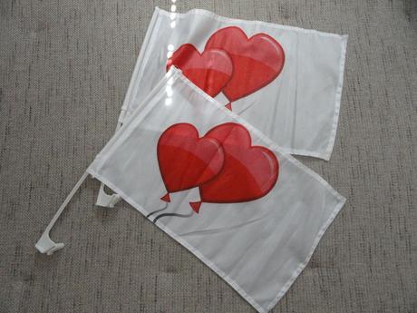 Svadobná vlajka,