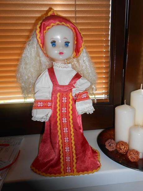 ruská bábika.,
