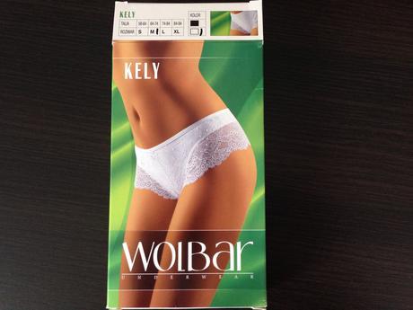 Luxusní kalhotky Wolbar Kely nepoužité, M