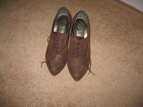 kotníkové topánky, 39