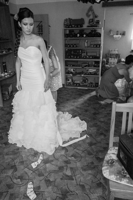 Svatební šaty, šité na míru., 36