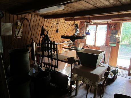 Chata s vinnou pivnicou neďaleko Štúrova,