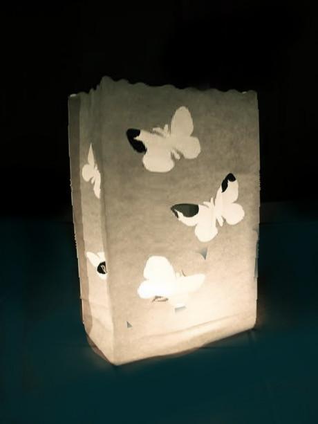 Papirove lampionky,