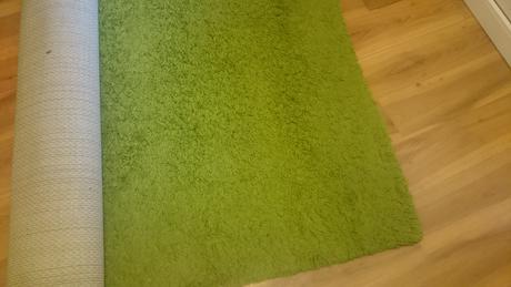Chlpaty koberec ,