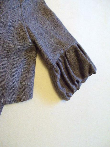 šatová sukňa s kabátikom, 44