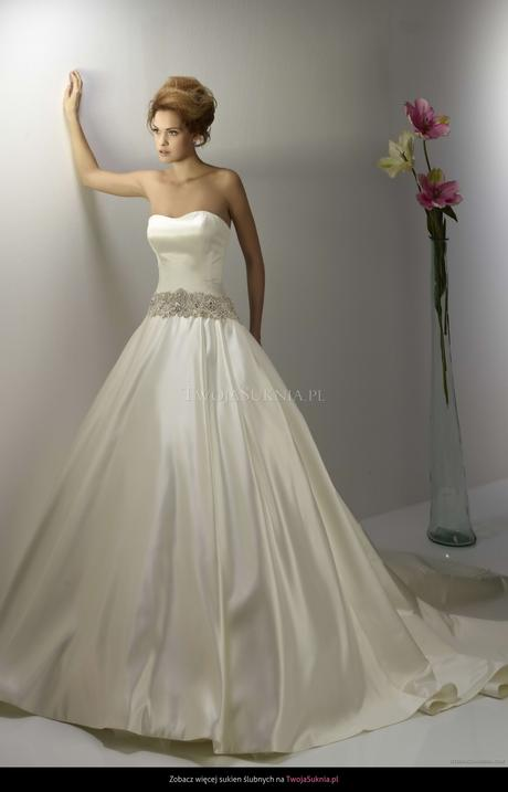 Svadobne šaty Diana Legrand-nepoužite, 44