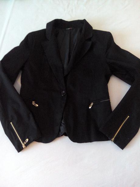 Čierne sako, M
