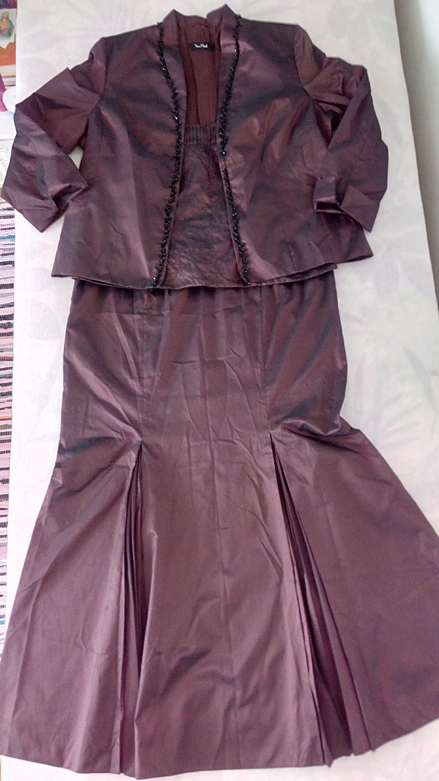 adb70025ae97 Spoločenský kostým zn.vera mont